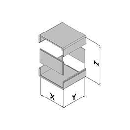 Kunststof behuizing EC10-100-0