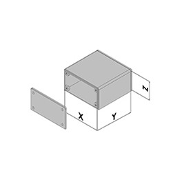 Kunststof behuizing EC30-810-0