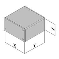 Kunststof behuizing EC30-8xx