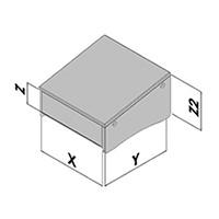 Tafelbehuizing EC40-4xx