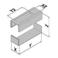 Handbehuizing EC60-2xx