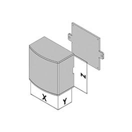 Kunststof behuizing EC30-410-34
