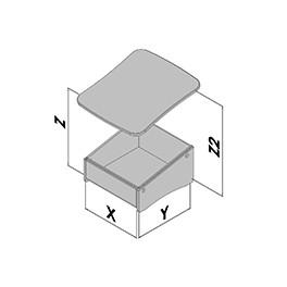 Tafelbehuizing EC40-410-6