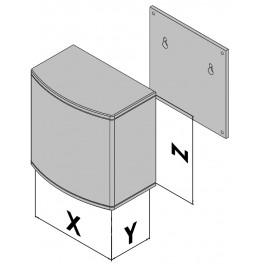 Kunststof behuizing EC30-470-37