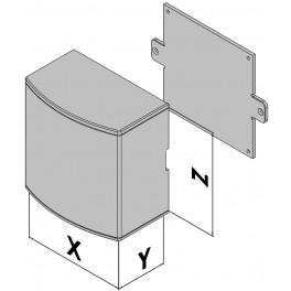 Kunststof behuizing EC30-470-34