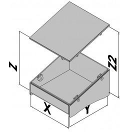 Tafelbehuizing EC40-460-0