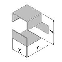 Multifunctionele behuizing  EC10-3xx