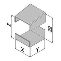 Tafelbehuizing EC40-2xx