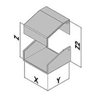 Tafelbehuizing  EC42-2xx