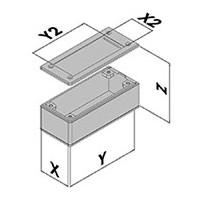 Handbehuizing EC60-4xx