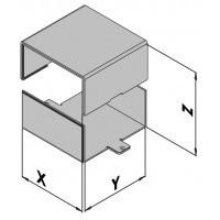 Wandbehuizing EC10-2xx