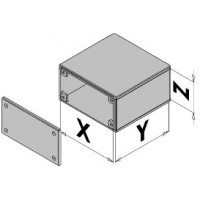 Behuizing met deur EC30-4xx