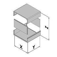 Tafelbehuizing EC10-1xx