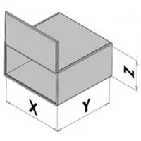 Behuizing met deur EC30-8xx